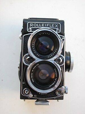 MINT Rolleiflex TLR Wide Angle Camera