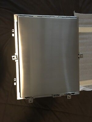 Hoffman Stainless Enclosure Wall Mount