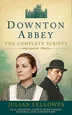 Downton Abbey: Series 2 Scripts (Official) by Fellowes, Julian Book The Cheap