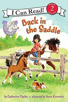 Pony Scouts: Back in the Saddle (I Can Read Lev... by Hapka, Catherine Paperback