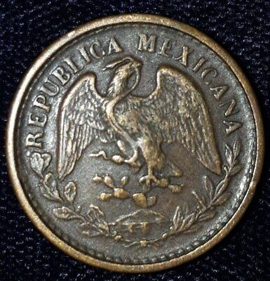 1903-C, 1 Centavo from Culiacan, Mexico.  No Reserve!