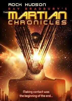 The Martian Chronicles [New DVD] 2 Pack