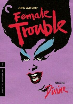 Criterion Collection: Female Trouble [New DVD] 4K Mastering, Special Edition,
