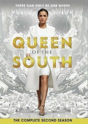 Queen Of The South: The Complete Second Season [New DVD] Manufactured On Deman