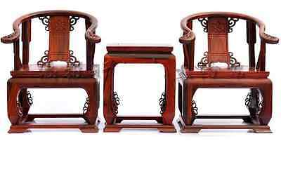 Doll Furniture Chinese Mahogany Table B~1:6 Scale Barbie