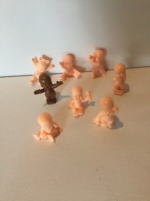 hasbro lil babies, vintage,blind bag,little baby,like oodles,1980s toys