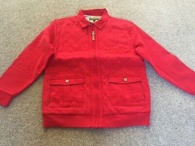 Ted Baker Zip Up Age 9-10