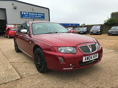 Rover 75 1.8 Connoisseur SE 4dr Auto, HEAD GASKET REPLACED, CAMBELT KIT REPLACED