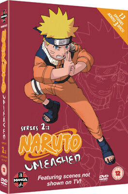 Naruto Unleashed: Series 2 - Volume 2 DVD (2007)