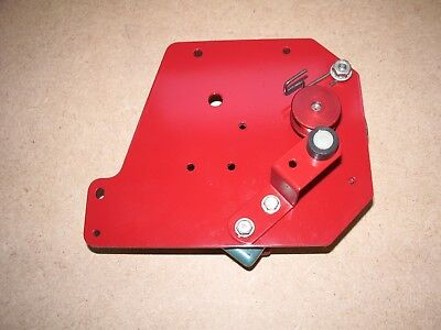 Refurbished Rowe Ami R84 - R94 Jukebox Turntable Motor, Resprayed Red