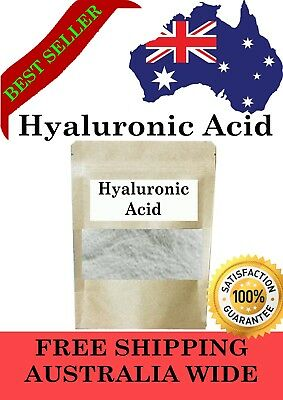 Pure & Clean Hyaluronic Acid - For Anti-Aging, Wrinkles, Finelines Etc