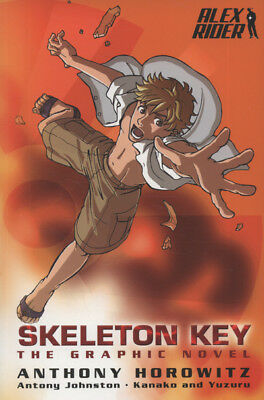 Alex Rider: Skeleton Key: the graphic novel by Anthony Horowitz (Paperback)