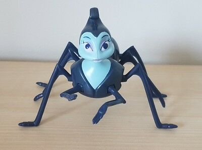 Mcdonalds Disney A Bugs Life Rosie the Spider Toy Figure