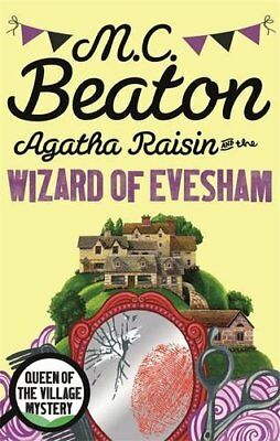 Agatha Raisin and the Wizard of Evesham, Beaton, M.C., New condition, Book