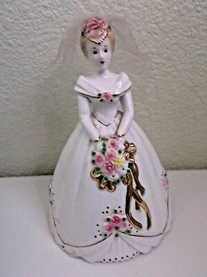 Vintage Josef Originals Bride Figurine