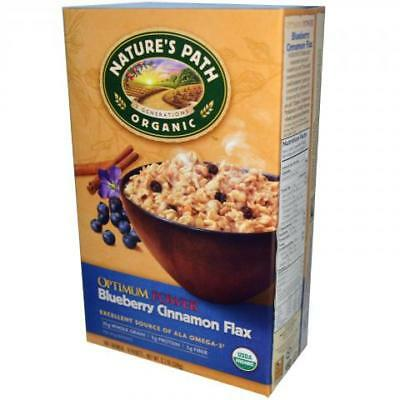 Nature's Path Opt Pow Oatmeal Pouch (6x8x1.4 Oz)