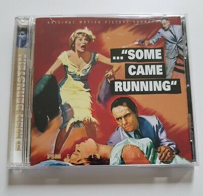 US FSM Limited (3000) Soundtrack CD - Elmer Bernstein - SOME CAME RUNNING
