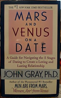Mars/venus on a date about the 5 stages of dating