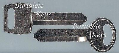 Replacement Key Blank Fits Ford F150 Mercury Grand Marquis Lincoln Continental