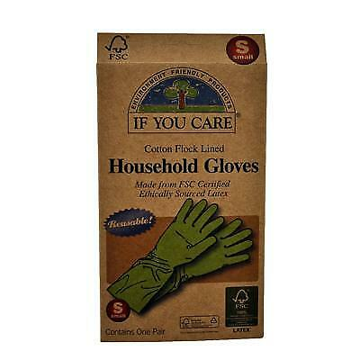 If You Care Small Household Gloves (12x1 Pair)