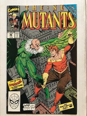 NEW MUTANTS #86 (Marvel 1990) HIGH GRADE 1st Appearance (Cameo) Of Cable! NM-