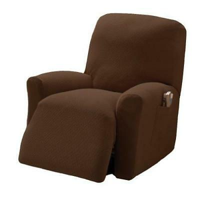 Stretch Slip Furniture Cover Protector Sensations Soft Recliner Chair Pet