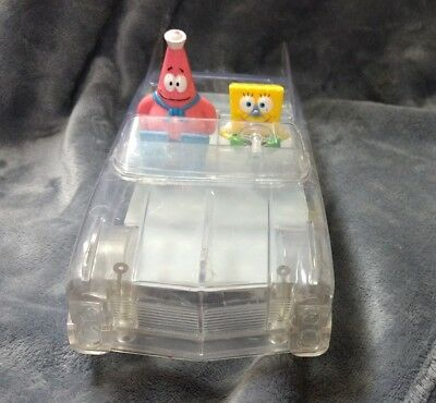 Spongebob Squarepants Color Changing Musical Invisible Car Mobile W/ Patrick