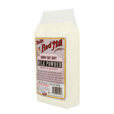Bob's Red Mill Instant Powder Milk (4x22OZ )