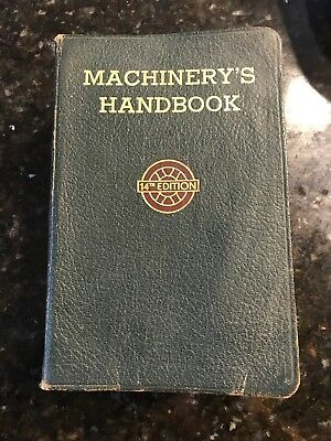 Vintage Machinery's Handbook 14th Edition