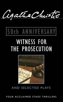 Witness for the Prosecution: And Selected Plays by Christie, Agatha Paperback