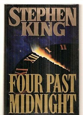 Four Past Midnight by King, Stephen Hardback Book The Cheap Fast Free Post