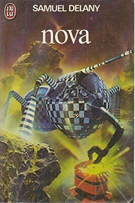 Nova (Sphere science fiction) by Delany, Samuel R Book The Cheap Fast Free Post