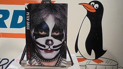 KISS  Peter Criss  Makeup to Breakup  Hardcover Book