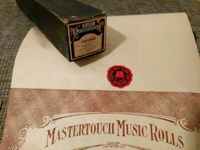 Mastertouch Music Roll - Northwind song for Pianola