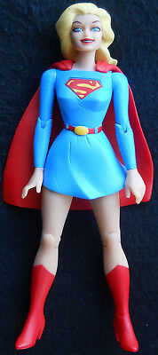 """DC Collectibles Comics DESIGNER Series Darwyn Cooke SUPERGIRL 7"""" Action Fig DOLL"""