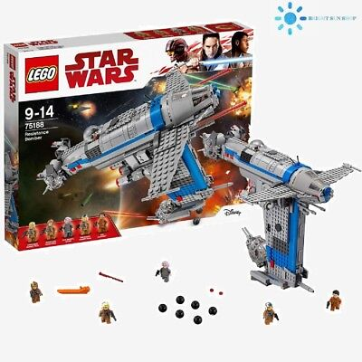 LEGO Star Wars Resistance Bomber 75188 (Age: 9-14 years)