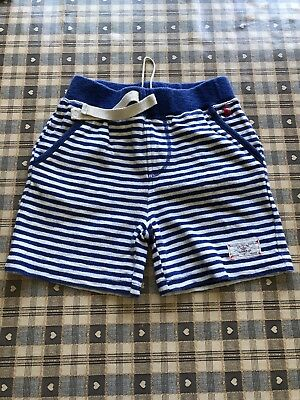 Joules Boys Shorts vgc age 5 washed but never worn, soft material
