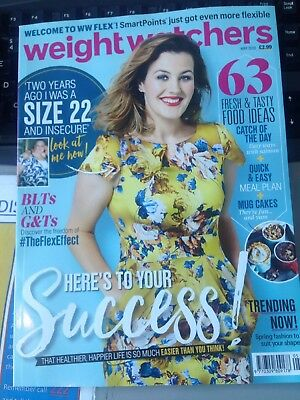 Weight Watchers Magazine May 2018 - Brand New - With Free Postage