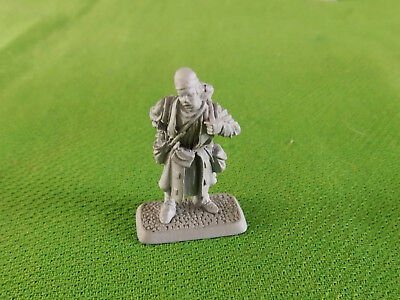 Unpainted Mithril Lord of the Rings Metal Figure #2