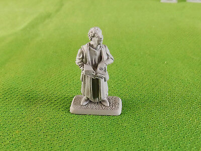 Unpainted Mithril Lord of the Rings Metal Figure #3