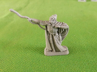 Unpainted Mithril Lord of the Rings Metal Figure #4