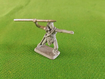 Unpainted Mithril Lord of the Rings Metal Figure #5