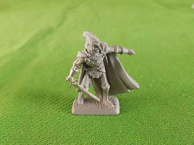 Unpainted Mithril Lord of the Rings Metal Figure #7