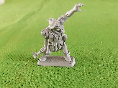 Unpainted Mithril Lord of the Rings Metal Figure #17