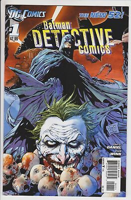 Detective Comics #1 (November 2011, DC) VF+ 1st Appearance Dollmaker
