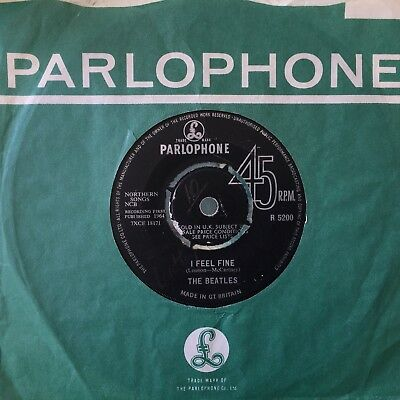 Music 20 Original Parlophone Record Lable Company Sleeves Con Vg To Ex