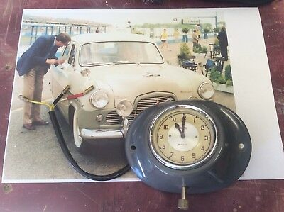 FORD mk1 CONSUL  ZEPHYR ZODIAC electric SMITHS clock unmarked condition