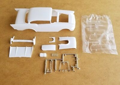 Revell 1/25 1957 CHEVY PRO SPORTSMAN BODY & RELATED PARTS! PRO MODIFIED MOD TOP