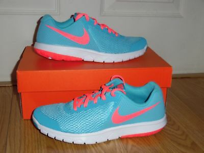 separation shoes b19b9 80073 New Nike Flex Experience 5 (GS) Girl s Youth Size 5Y shoes 844991 403 Blue