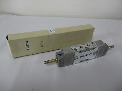 FESTO - JMFH-5-1/8-B - SOLENOID VALVE - New In Box